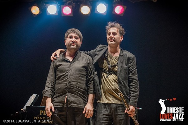 TriesteLovesJazz 2014. Bearzati Comisso Duo. ph Luca Valenta