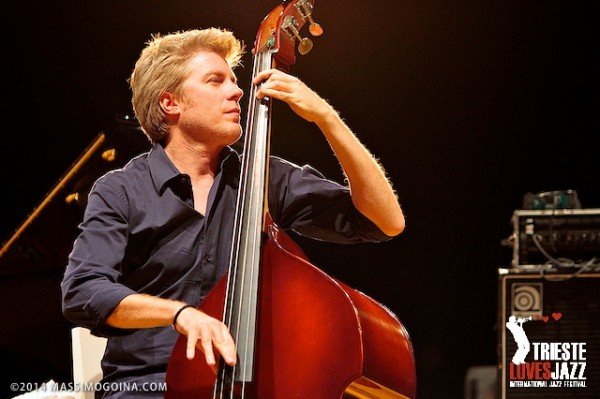 TriesteLovesJazz 2014. Kyle Eastwood Band. ph MASSIMOGOINA.COM