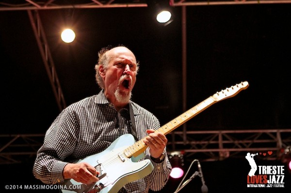 TriesteLovesJazz 2014. The John Scofield Uberjam Band. Ph Massimo Goina