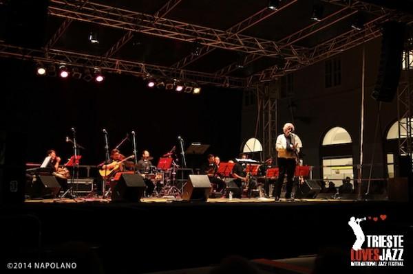 TriesteLovesJazz 2014. ph Napolano / Comune di Trieste